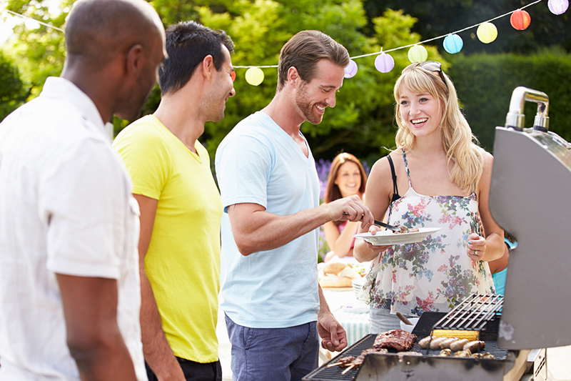 Safety Barbeque Tips