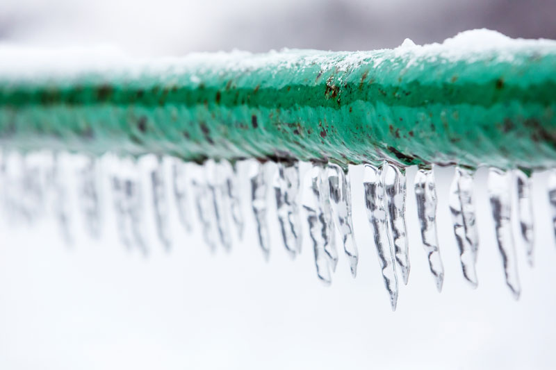 How to Prevent Frozen Pipes in Your Home
